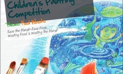 The-International-Children's-Painting-Competition-on-the-Environment