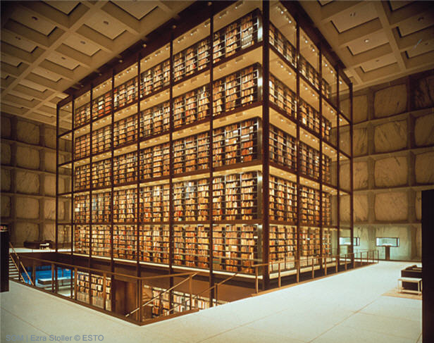 (English) Beinecke Rare Book and Manuscript Library