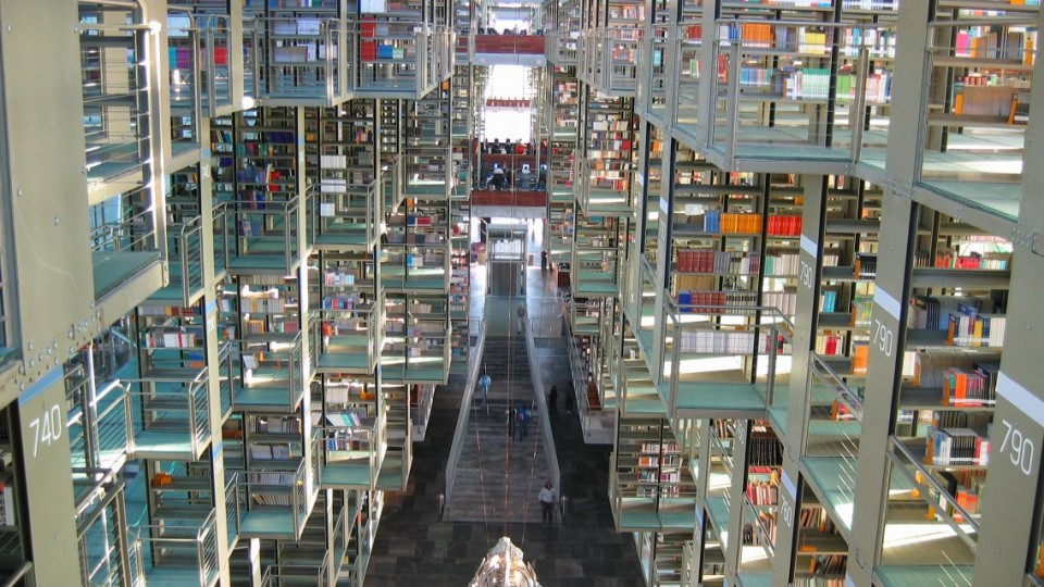 Library Vasconcelos