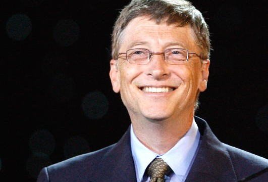 Bill Gates en Harvard University (2007)
