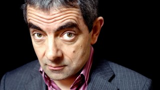 Mr Bean: At the library