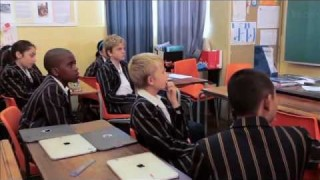 iPad in South African Schools