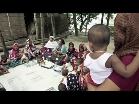 (English) Fighting malnutrition with education