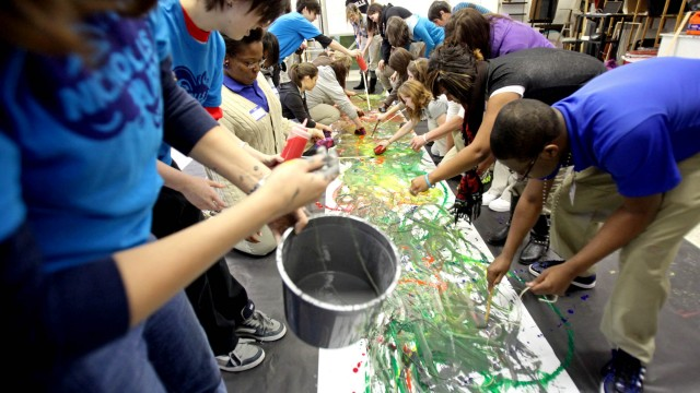Arts Integration for Deeper Learning in Middle School