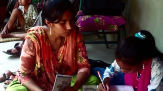 Kids storytellers in India
