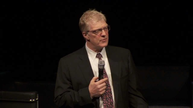 Sir Ken Robinson, Educating the Heart and Mind