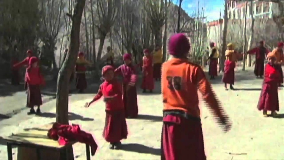 Going to School in a Monastery