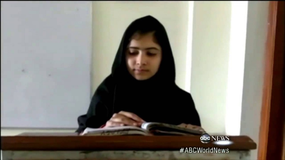 Malala Yousafzai speaks for the first time after the Taliban attack