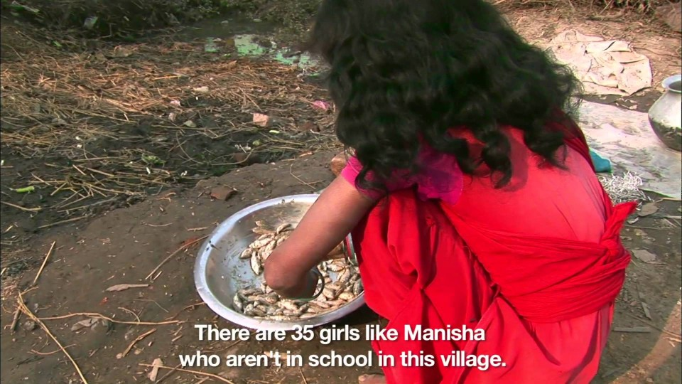 To Educate A Girl – Manishas Story (Nepal)