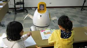 Korea develops special education assistant robots for young children