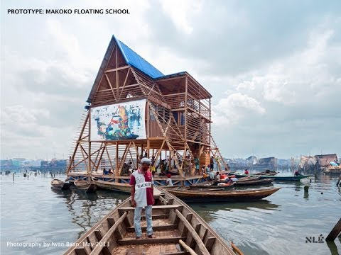 (English) Kunle Adeyemi – Makoko Floating School (Nigeria)