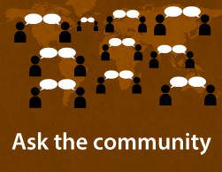 SignHom ask the community on education questions